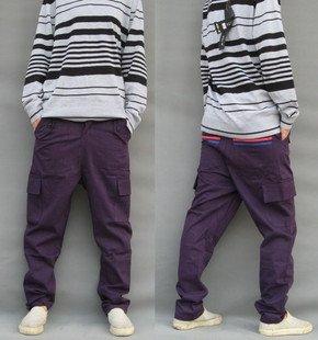 2604100023 Mens casual pants