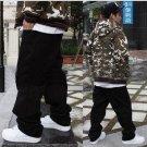 2604100025 Mens hiphop long pants