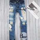 2604100031 Mens denim pants