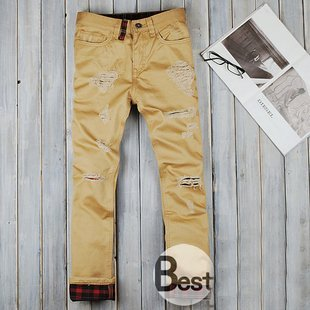 2604100032 Mens casual pants