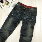 2604100064 Mens denim pants