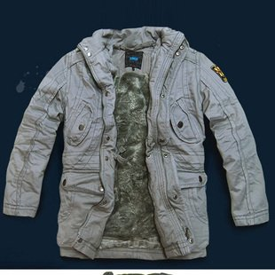 2804100075 Mens casual outerwear
