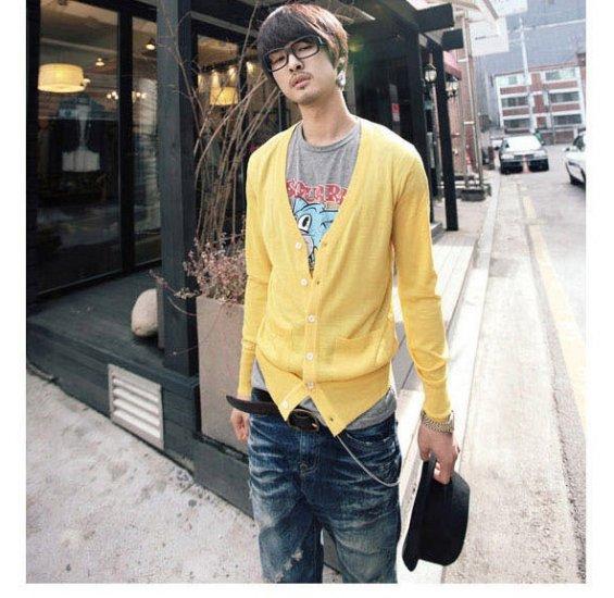 2804100096 Mens casual sweater