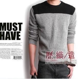 2804100097 Mens casual sweater