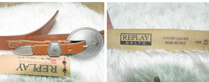 2904100001 leather belt