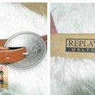 2904100001 leather belt