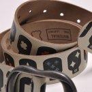 2904100013 leather belt