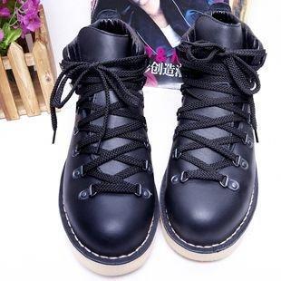 2904100027 Hi-lo boots