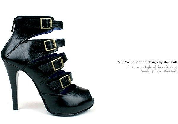 0705100005 lady casual high heel