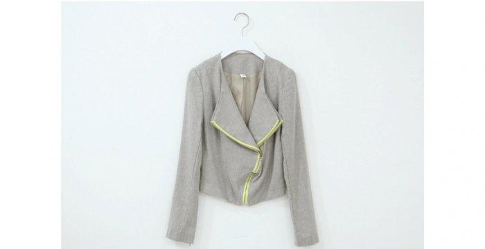 1005100003 lady casual jacket