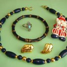 Vintage Jewelry Lot 5 Pieces #1