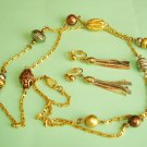 Lovely Vintage Necklace & Earrings