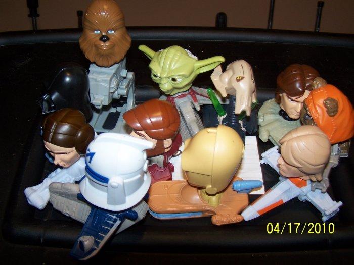star wars/clone wars lot