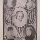 PRESIDENTIAL  WIVES 1887 PRINT