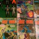 Batman Comics and Action Figures Lot