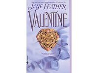 Valentine by Jane Feather , 0553564706 Advance Reader's Edition Book SKU 15