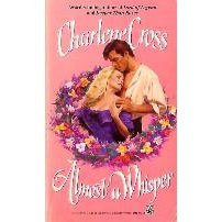 Almost a Whisper by Charlene Cross ,Autographed , Advance Reader's Edition Book 0671794310 , SKU 17