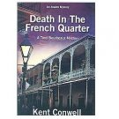 Death in the French Quarter by Kent Conwell , 0803498780 Advance Reader's Edition Book SKU 13