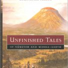 Unfinished Tales of Numenor and Middle Earth by J.R.R Tolkien pbk book