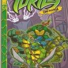Teenage Mutant Ninja Turtles TMNT Cine-Manga vol 1