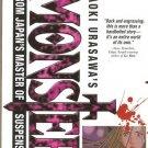 Naoki Urasawa's Monster volume 4 manga book (VIZ)