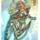 1993 X-Men STORM hologram chase card H-3 Skybox