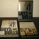 Guys and Dolls Deluxe Edition DVD w/ excl. scrapbook