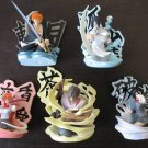 Bleach 5 rare gashapon capsule figure anime lot