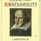 Sense and Nonsensibility book by George, Douglas