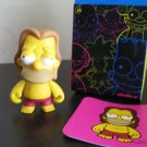 Simpsons Kidrobot vinyl HIPPEE HOMER  figure w guitar
