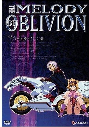 Melody of Oblivion vol. 2 Monotone DVD anime US Geneon