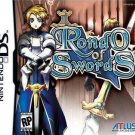 Rondo of Swords (Nintendo DS) Atlus sealed new