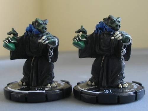 Mage Knight Uprising Whelp Alchemist  x2 2 star #011