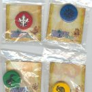 Final Fantasy Crystal Chronicles 4 promo button set