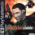Covert Ops Nuclear Dawn (PlayStation) PS1 complete-nice