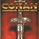Age of Conan official Bradygames strategy guide book