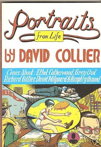 Portraits from Life by David Collier (2001) GN sc