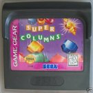 Sega Game Gear- SUPER COLUMNS - cartridge only.