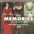 Memories Original Soundtrack to Anime (CD, Geneon)