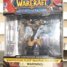 Warcraft Minis Game FLEET MASTER SEAHORN con promo wow