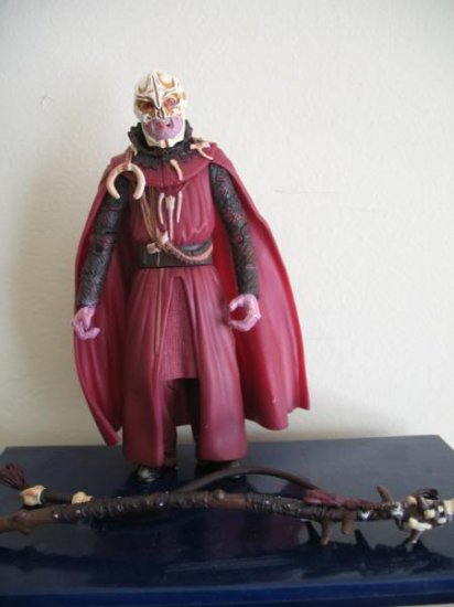 Doctor Who SYCORAX LEADER action figure monster
