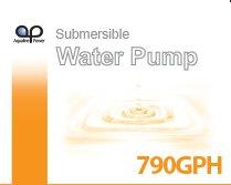 790 GPH *20 Ft. Cord* Submersible Fountain / Aquarium Pump - SP-3000