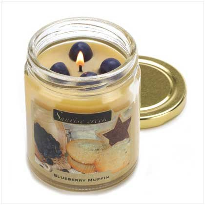 Blueberry Muffin scented