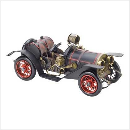 Vintage Auto Metal Figure