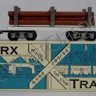 "NEW MARX TRAINS 6"" 'SPECIAL' WHITE POLE CAR / MINT"
