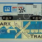 NEW MARX TRAINS PPG Indy Boxcar / MINT