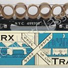 NEW MARX TRAINS NYC Flatcar w/Culvert Load / MINT