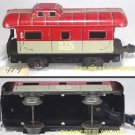 MARX TRAINS NYC 4-WHEEL CABOOSE #20102 EX g419