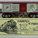 NEW MARX TRAINS INCORPORATED CAR - MINT