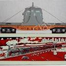 NEW MARX TRAINS BESSEMER GENERATOR CAR / MINT